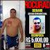 Foragido do RJ e integrante da lista de mais procurados se entrega à PM da Bahia