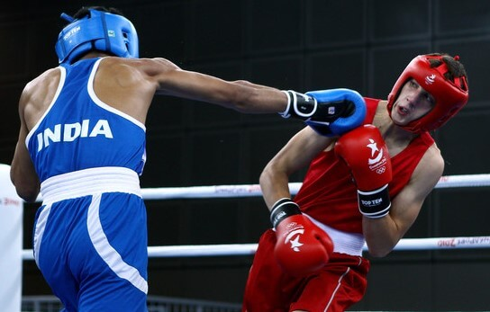 Rio Olympics boxing live online