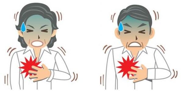 6 Gejala Penyakit Jantung Yang Selalu Muncul Satu Bulan Sebelum Serangan Terjadi...Sebarkan!!!