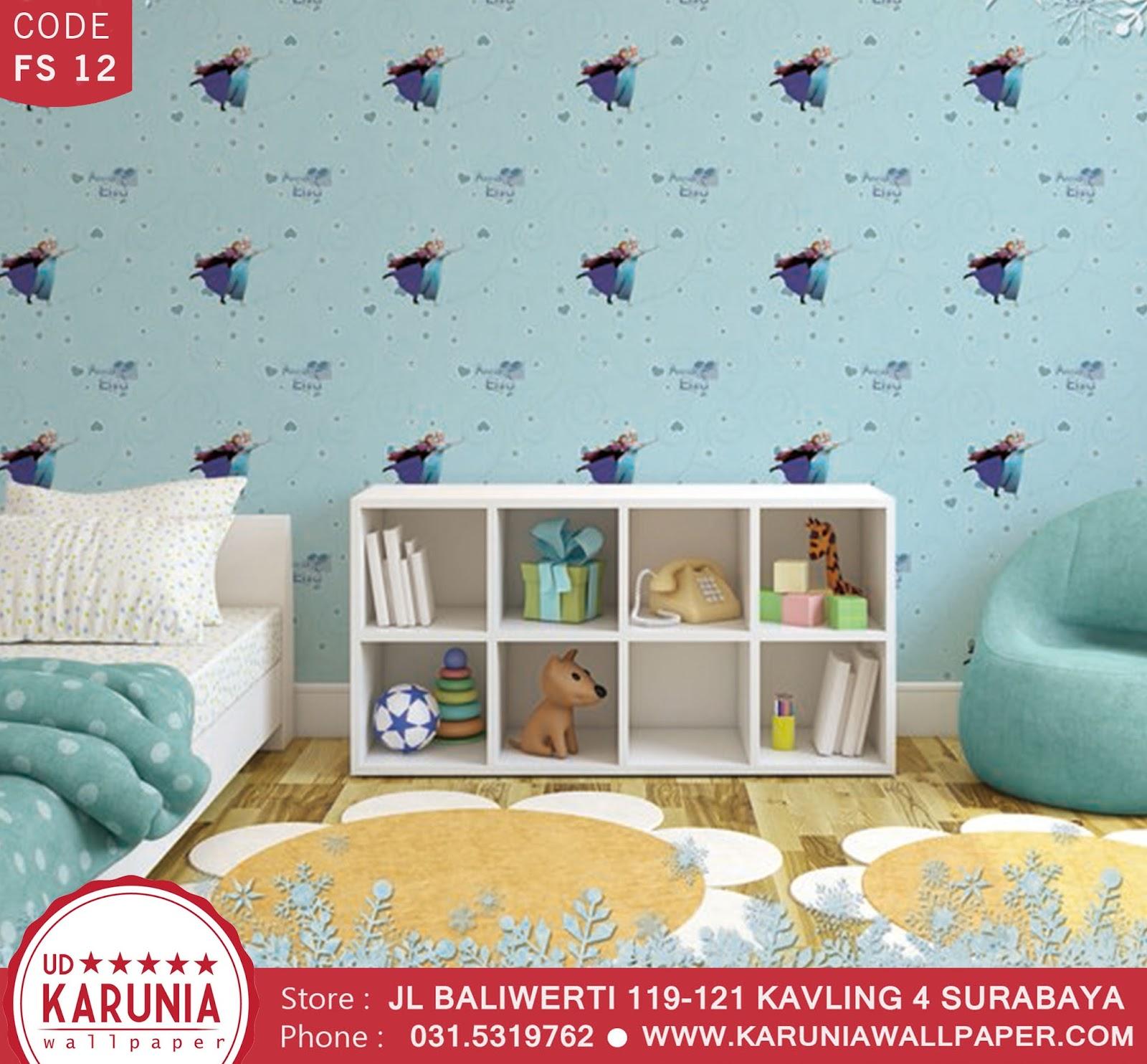 jual wallpaper bagus disney karuniawallpaper surabaya