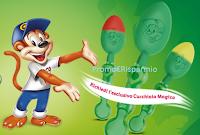 Logo Kellogg's ti regala il Cucchiaio magico