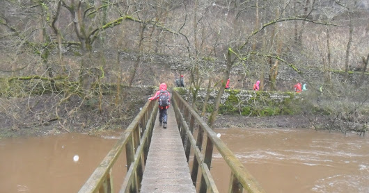 Soggy and Boggy Litton Walk
