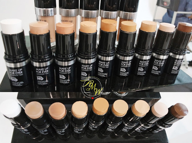a photo of  Make Up For Ever Ultra HD Stick Foundation
