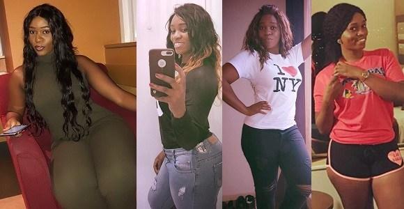 Nigerian men are not romantic – Actress Ufedo Sunshine said she a virgin