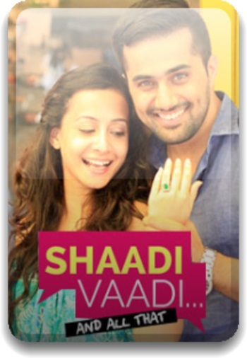 Poster Of Shaadi Vaadi 2014 Hindi 300MB HDRip 480p Free Download Watch Online