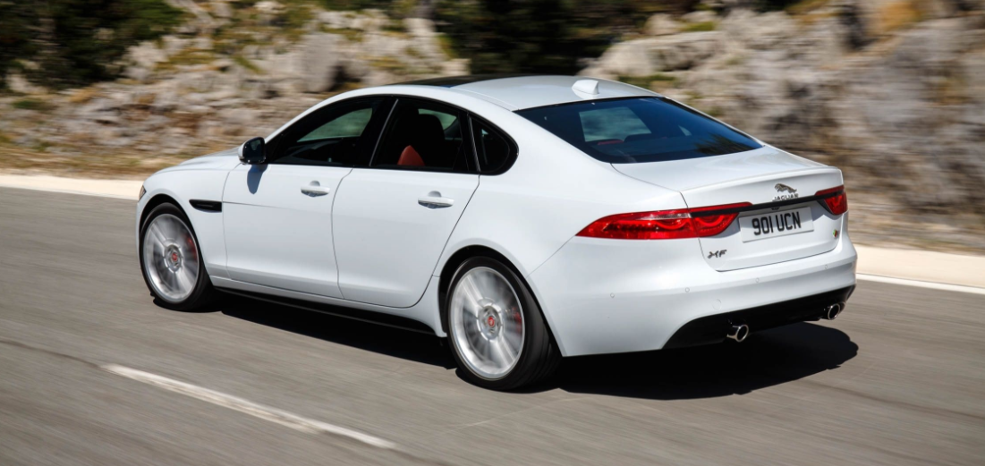 Jaguar XF Sedan SPort 2018