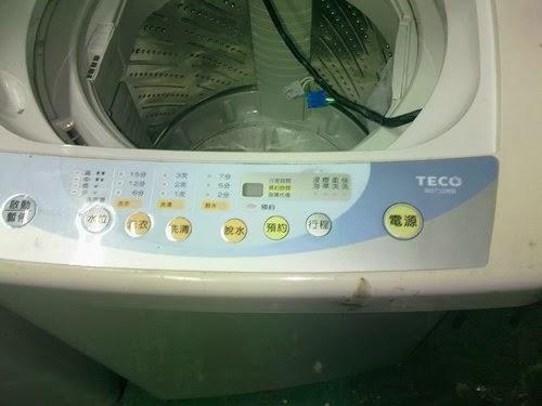 【東元·洗衣】東元洗衣機面板 – TouPeenSeen部落格