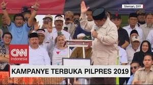 Gebrak Meja dan Berkata Kasar, Gaya Pidato Prabowo Dianggap Selevel Sukarno
