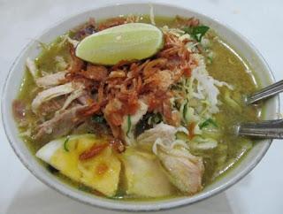 Resep Soto Ayam Paling Enak