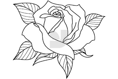 Drawings Of Roses | Art Meaning