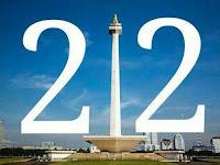 FPI Bantah Hoax Lontar Jumrah pada Aksi 212 Jilid II Nanti