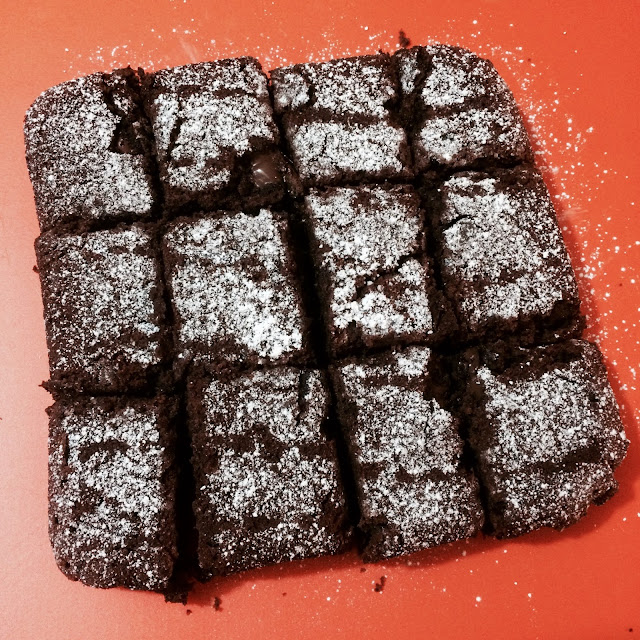 dairy free chocolate brownie recipe with beetroot