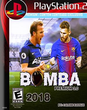 Bomba Patch Premium 3.0 (PS2) Janeiro 2018