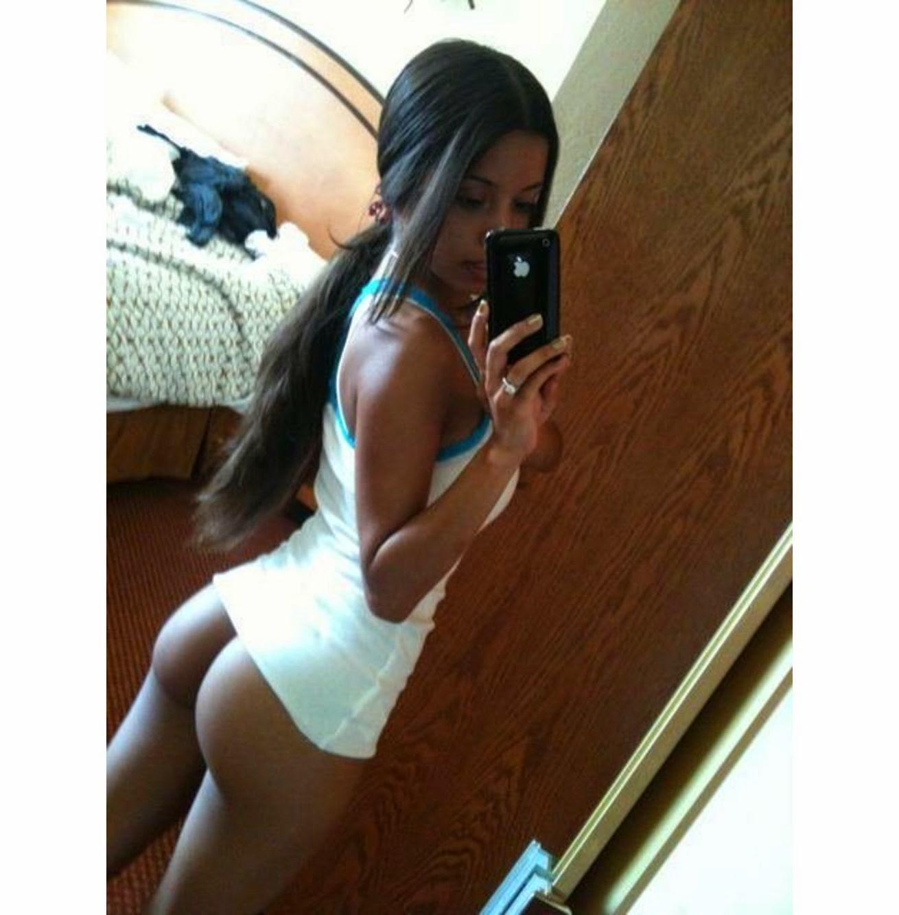 Hot Self Shot Bikini Girls-3240