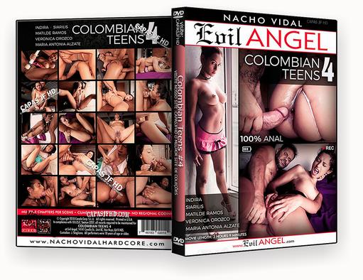 DVD – Colombian Teens #4 XXX 2018 – ISO