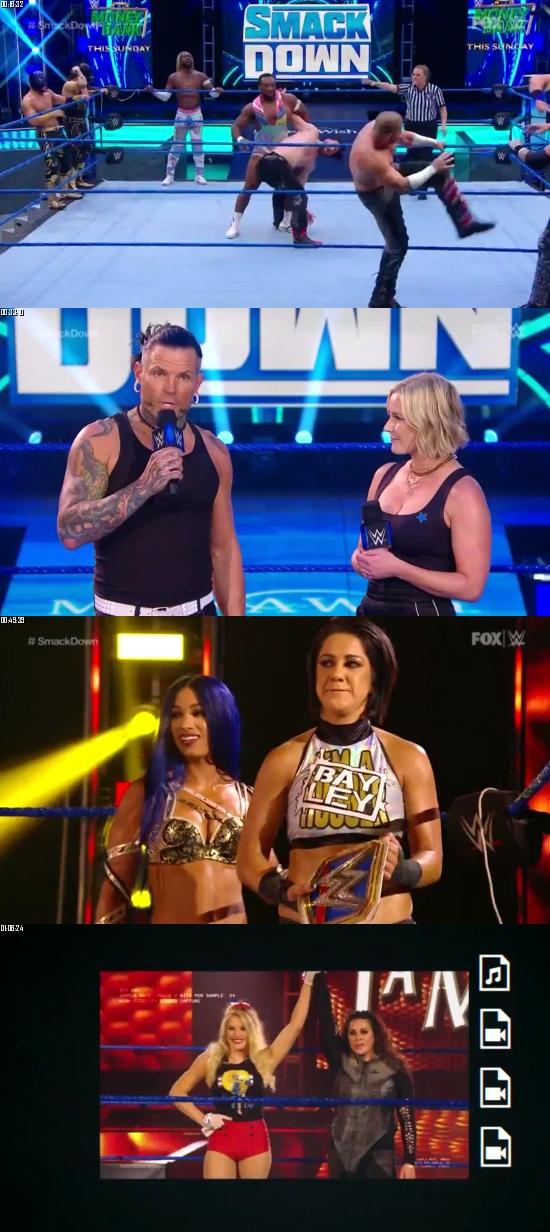WWE Friday Night Smackdown 08 May 2020 HDTV 720p 480p 300MB