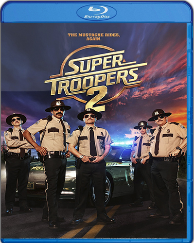 Super Troopers 2 [2018] [BD25] [Latino]