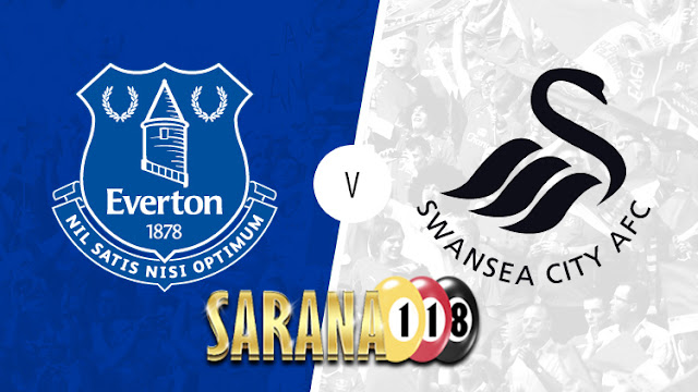 Prediksi Bola Everton vs Swansea City 19 Desember 2017