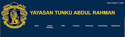 Biasiswa Tunku Abdul Rahman 2017