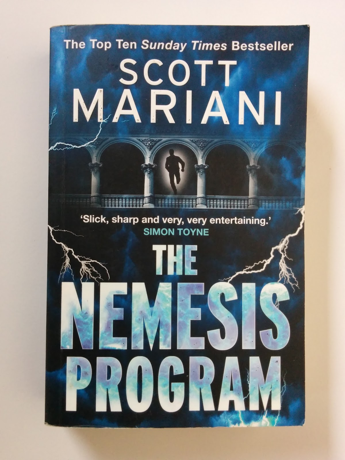 Novel Import The Nemesis Program