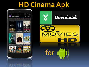 hd cinema apk on android