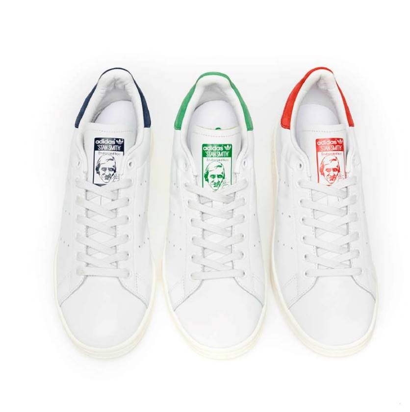le dernier 1d778 103ba Welcome in The World of Sneakers Blog: STAN SMITH : a ...