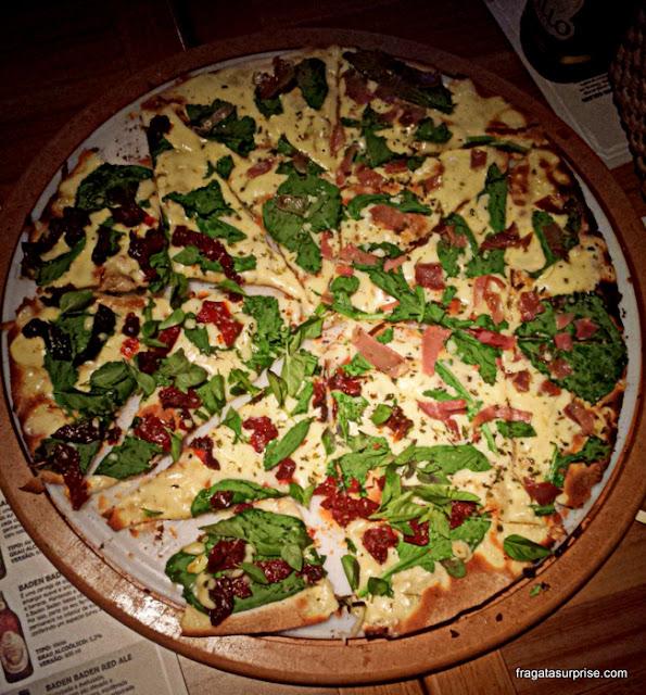 Pizza da Chapada, Salvador