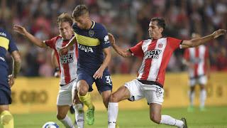 Estudiantes La Plata vs Boca Juniors