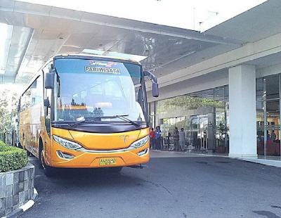 Sewa Bus Pariwisata Seat 50