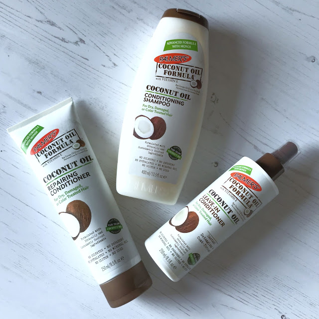 Palmers Coconut Oil Formula Haircare