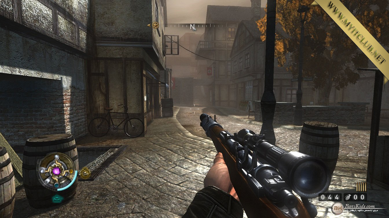 Wolfenstein Enemy Territory Free Download - GAMES AND SOFTWARE
