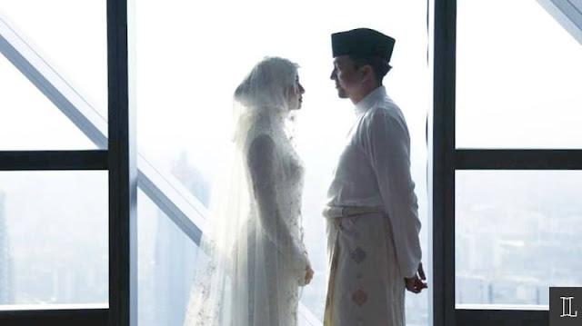 10 Fakta Pernikahan Laudya Cythia Bella Dengan Engku Emran, Mas Kawin Sederhana Namun Penuh Makna