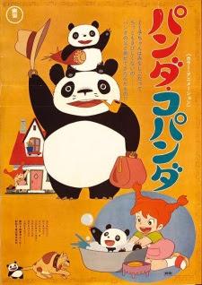 فيلم الانمي Panda Kopanda مترجم