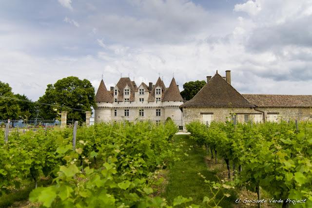 Château de Monbazillac - Dordoña Perigord por El Guisante Verde Project