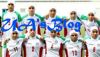 SOCCER FRAUD: 8 Men Discovered in Iranian Female Football Team