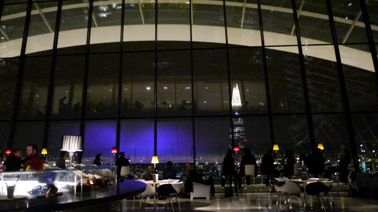 London Skygarden Fenchurch Street