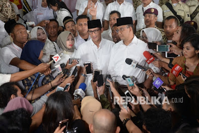 Majelis Pelayan Jakarta: Partai Islam Bersatulah Menangkan Anies-Sandi