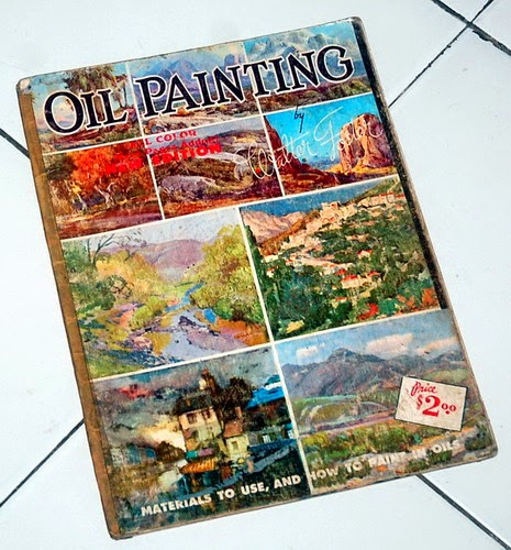 Oil Painting: Material to Use, and How to Paint in Oils Walter Foster