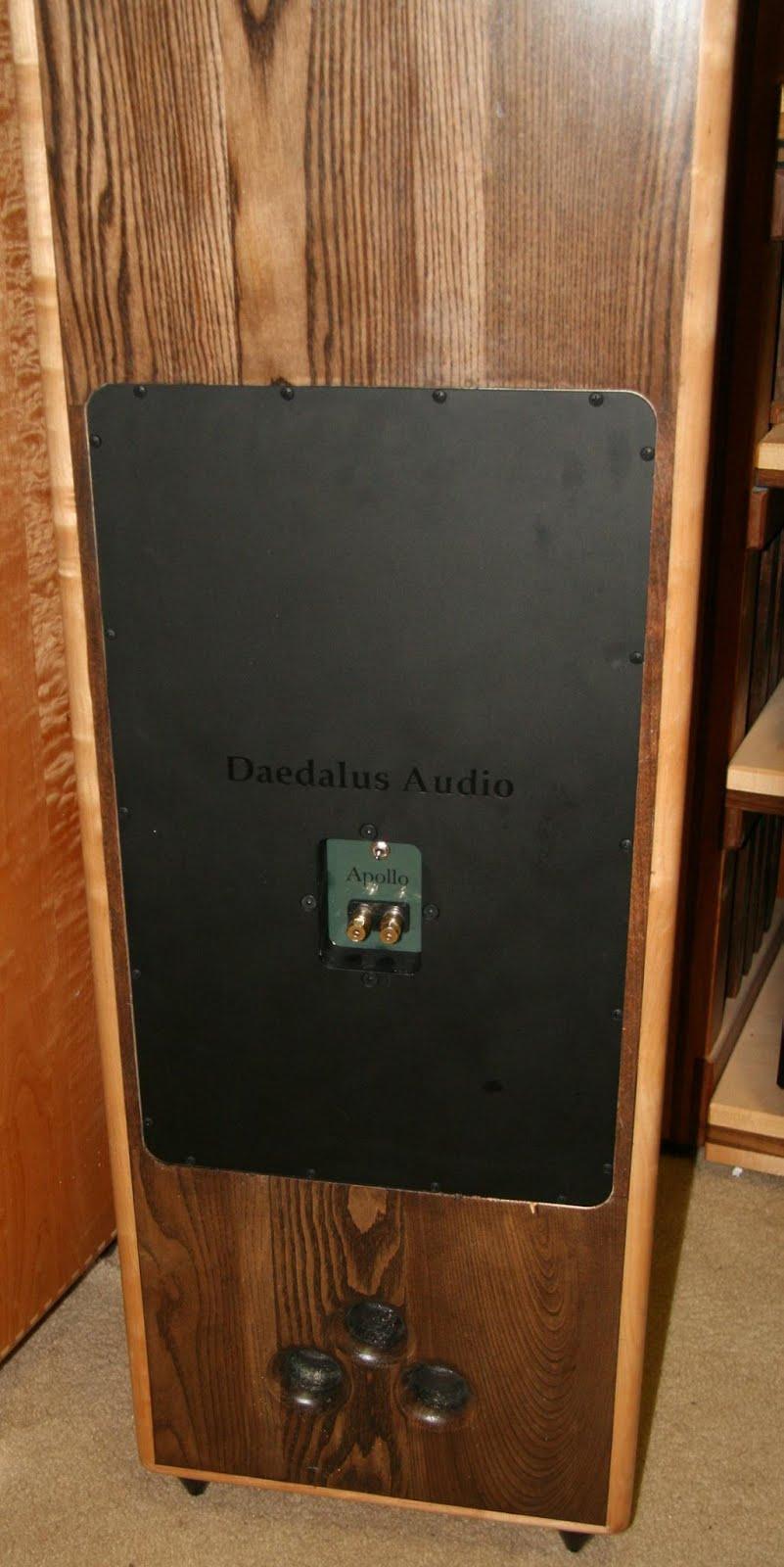 Mono and Stereo HighEnd Audio Magazine NEW DAEDALUS