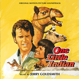 intrada Jerry Goldsmith's ONE LITTLE INDIAN