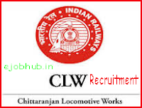 Chittaranjan Locomotive Works Recruitment