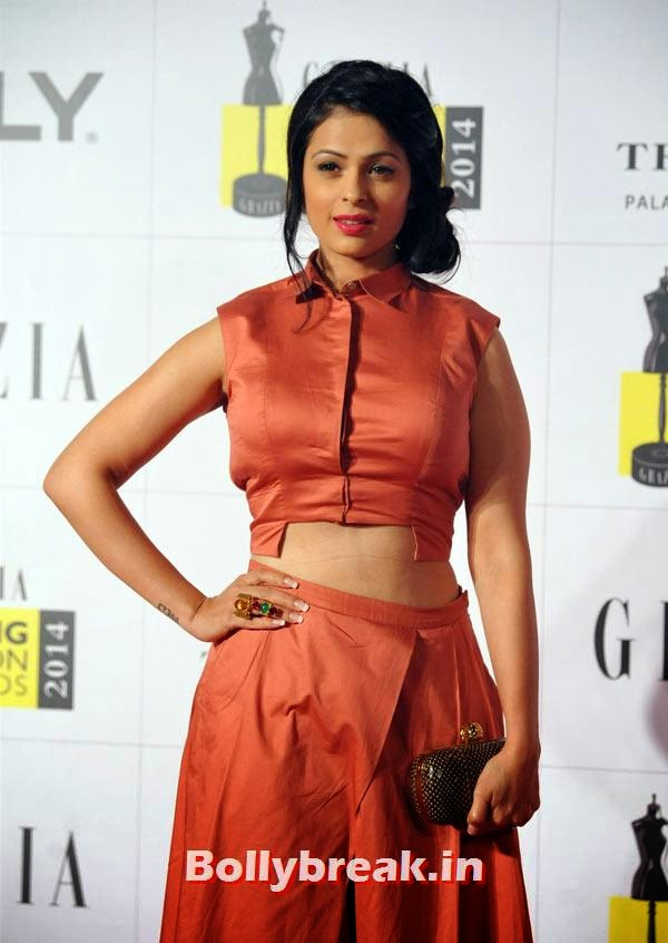 Anjana Sukhani, Grazia Young fashion Awards Pics