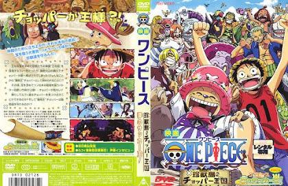 One Piece Filme 3 – O Reino de Chopper na Ilha dos Estranhos Animais