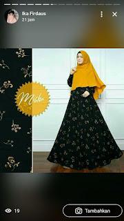 baju muslim model baru