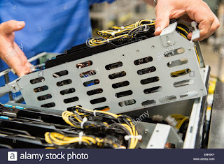 Examining Computer Hardware Components