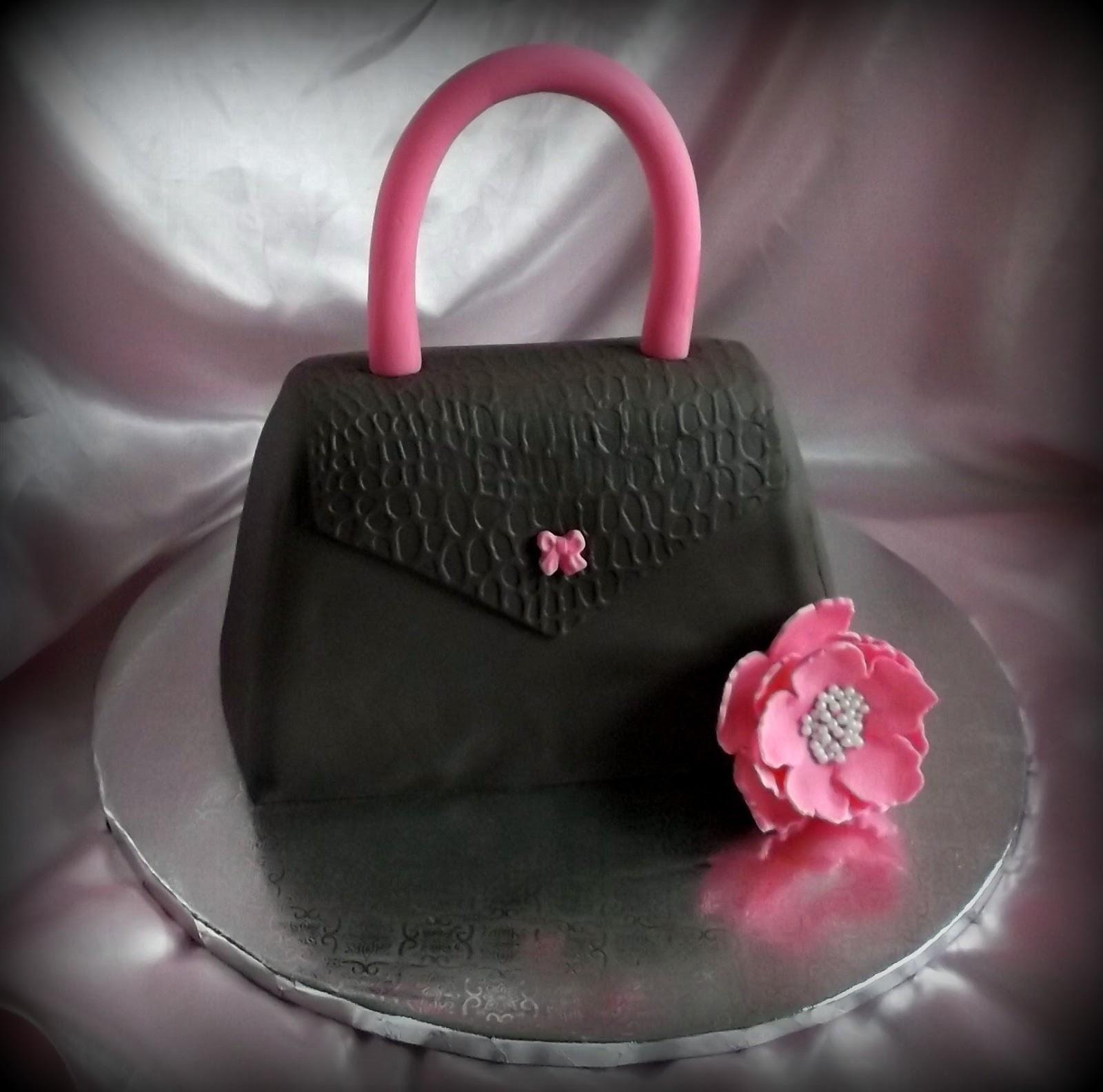 The Designer S Own Purse Birthday Cake