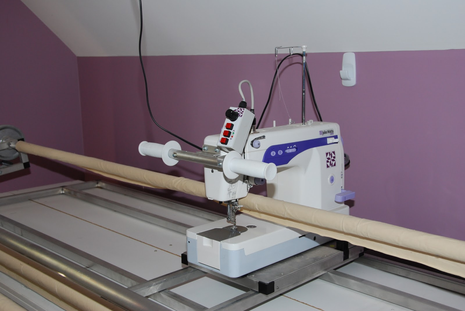 Tiramisue Quilting Frame And Machine For Sale