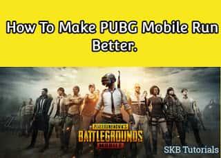 ये Setting को कर लेने से आसानी से अपने Mobile में खेल सकते है PUBG Game
