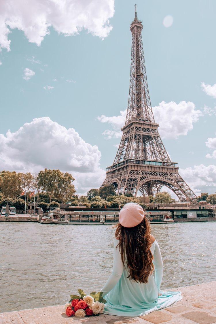 خلفيات برج ايفل بنات زهري Makusia Images