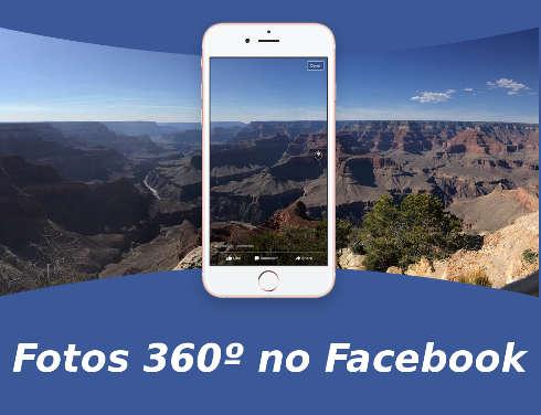 Como tirar fotos 360 graus e publicar no Facebook